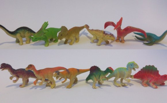 Toys: Betta Products Dino…